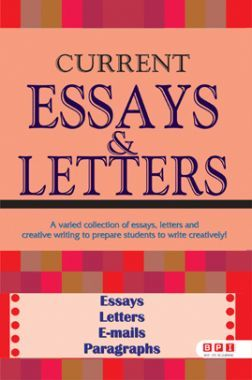 Current Essays & Letters