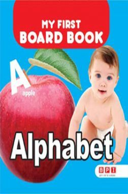 My First Board Book Alphabet