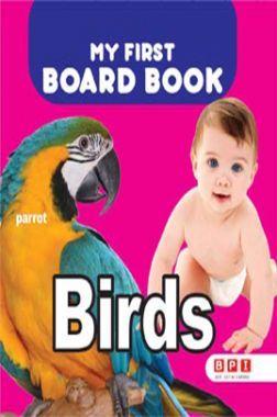 My First Board Book Birds