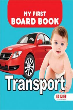 My First Board Book Transport