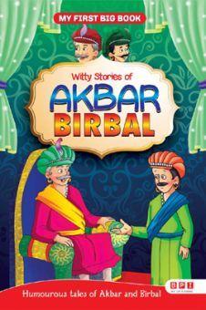 My First Big Book Of Akbar Birbal