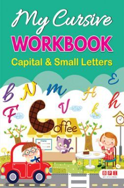 My Cursive Workbook Capital & Small Letters