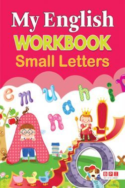 My English Workbook Small Letters