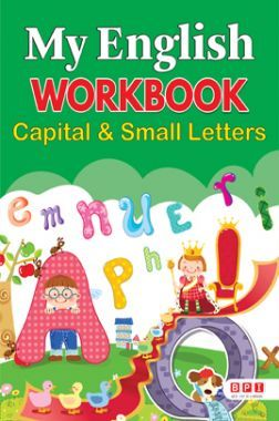 My English Workbook Capital & Small Letters