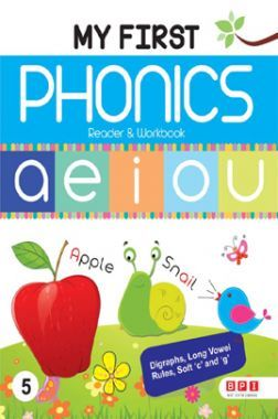 My First Phonics 5