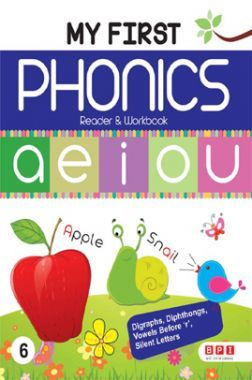 My First Phonics 6