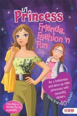 Lil Princess Friends Fashion'n Fun
