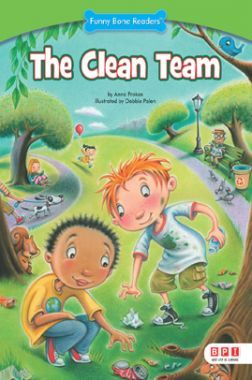 FBR: The Clean Team