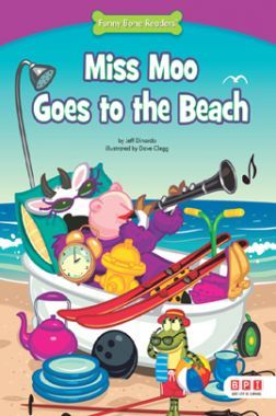 FBR: Miss Moo Goes To The Beach