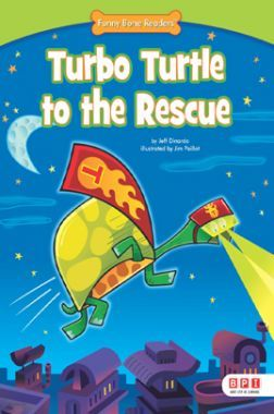 FBR: Turbo Turtle To The Rescue