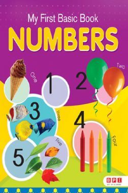 My First Basic Book Numbers