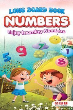Long Board Book Numbers