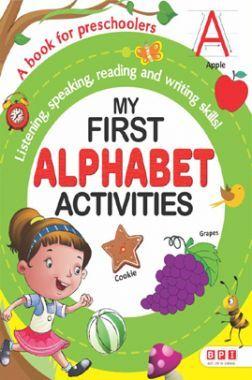 My First Alphabet Activities