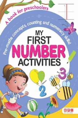 My First Numbers Activities
