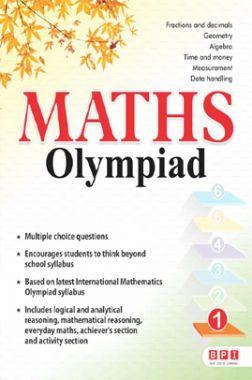 Maths Olympiad - 1