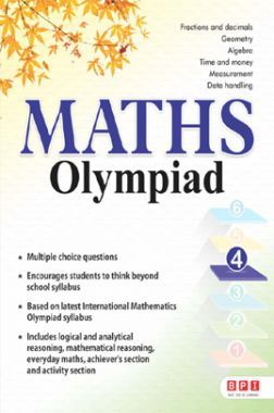 Maths Olympiad - 4