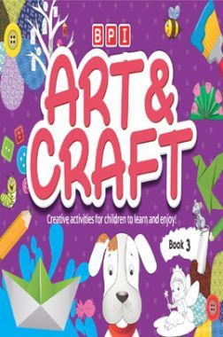 BPI Art And Craft Book - 3