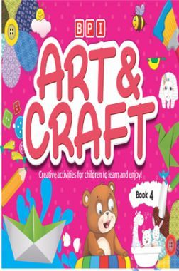 BPI Art And Craft Book - 4