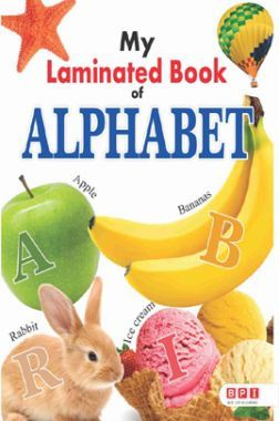 My First Laminated Book - Alphabet