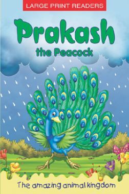 Prakash The Peacock