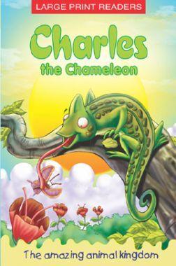 Charles With Chameleon