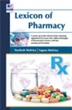 Lexicon Of Pharmacy