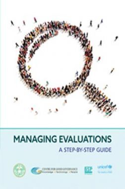 Managing Evaluations A Step-By-Step Guide