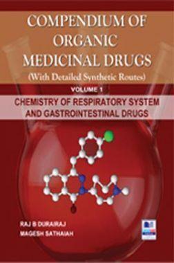 Compendium Of Organic Medicinal Drugs Volume-I To VI