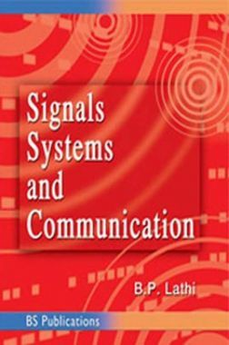 Signals, Systems And Communication
