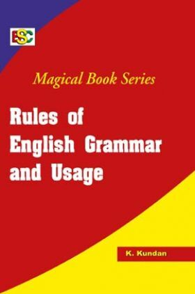Magical Book Series: Rules Of English Grammar And Usage