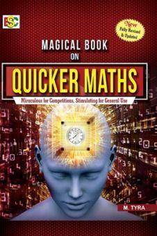 Magical Book Series: Quicker Maths