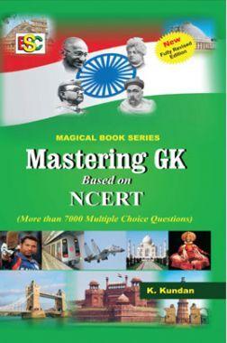 Magical Book Series Mastering GK Based On NCERT