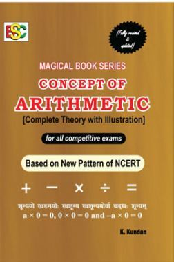Magical Book Series Concept of Arithmetic
