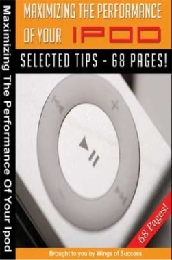 Maximizing The Performance Of Your iPod