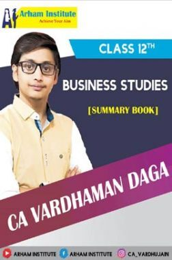 Business Studies Class 12th