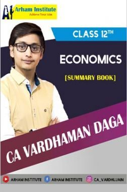 Economics Summary Book For Class 12th