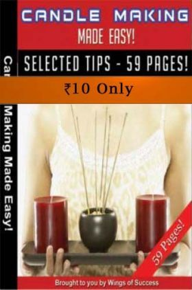 Candle Making Made Easy!