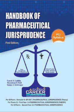 Handbook of Pharmaceutical Jurisprudence