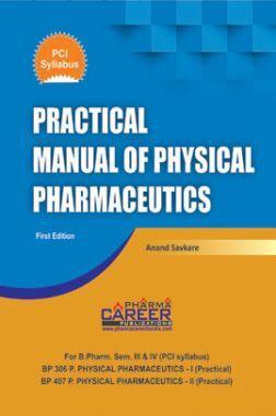 Practical Manual of Physical Pharmaceutics