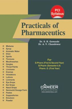 Practicals of Pharmaceutics