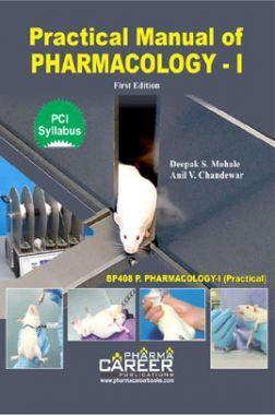 Practical Manual of Pharmacology-I