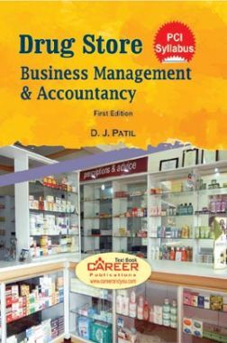 Drug Store Business Management and Accouutancy