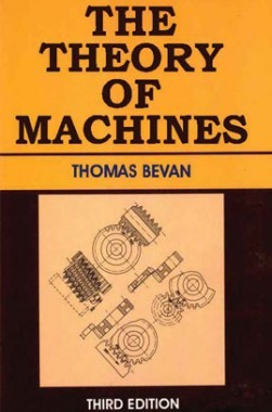 The Theory Of Machines