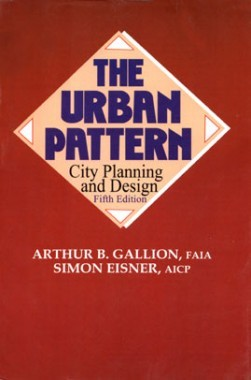 The Urban Pattern City Planning And Design