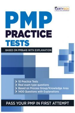 PMP Practice Tests Based On PMBoK6 With Explanations