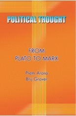 Download Political Thoughts (Plato To Marx) by Prem Arora PDF Online