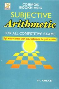 Subjective Arithmetic : For All Competitive Exams
