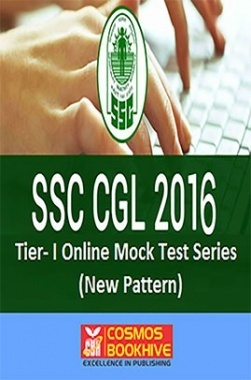 SSC CGL (Combined Graduate Level) Tier-I Mock Test Series 2016 New Pattern (English)