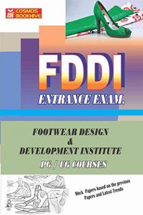 FDDI Entrance Exam (Footwear Design And  Development Institute)