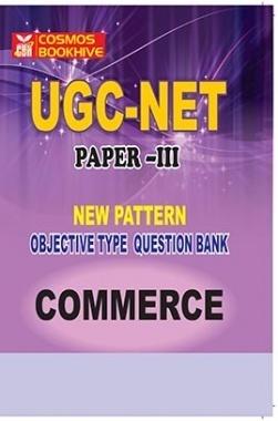 UGC-NET Paper-III Objective Type Question Bank Commerce (New Pattern)